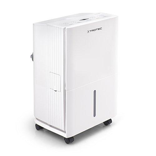 TROTEC TTK 65 E, Luftentfeuchter und (Entfeuchtung max.: 20 Liter/24h), geeignet für Räume bis 110 m³ / 45 m²